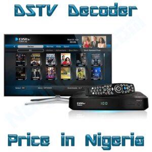 DsTv Decoder Price in Nigeria 2021