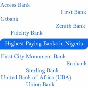 Highest Paying Banks In Nigeria 2020 {Top 10}
