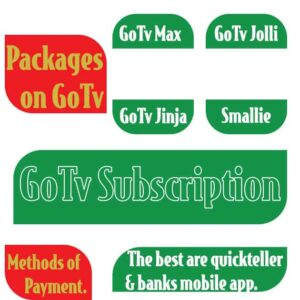 GoTv Subscription ~ Payment, Packages & Prices in Nigeria 2021