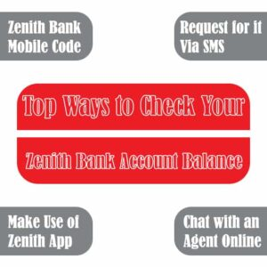 How to Check Zenith Bank Account Balance (Code Included)